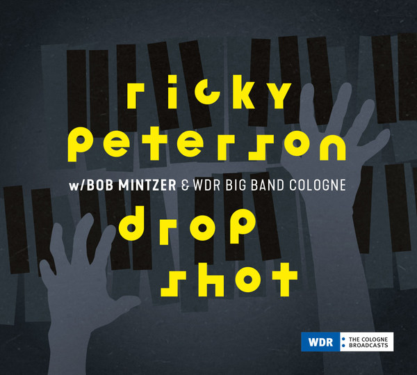 Cover RICKY PETERSON, drop shot