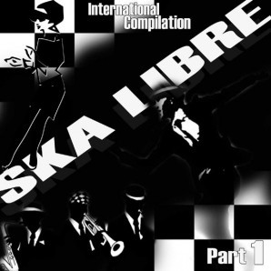 V/A, ska libre part 1 cover