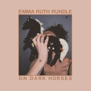Cover EMMA RUTH RUNDLE, on dark horses