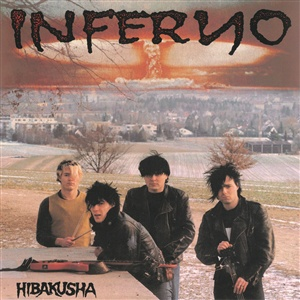 INFERNO, hibakusha cover