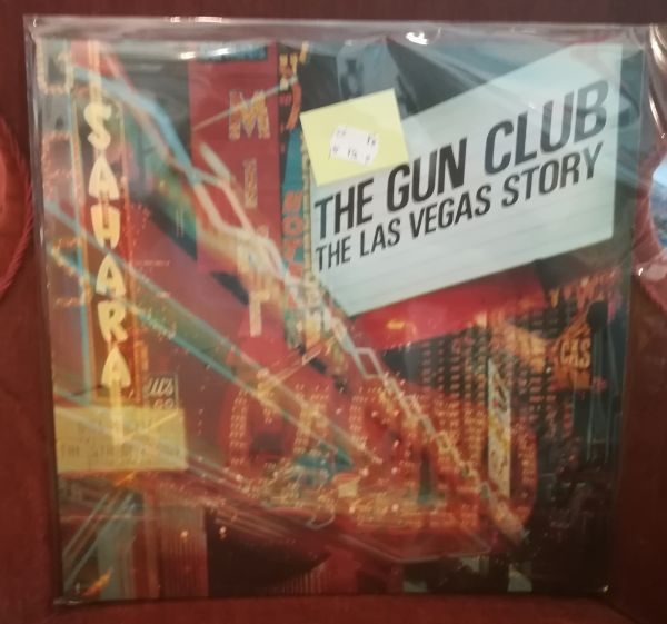 Cover GUN CLUB, the las vegas story (USED)