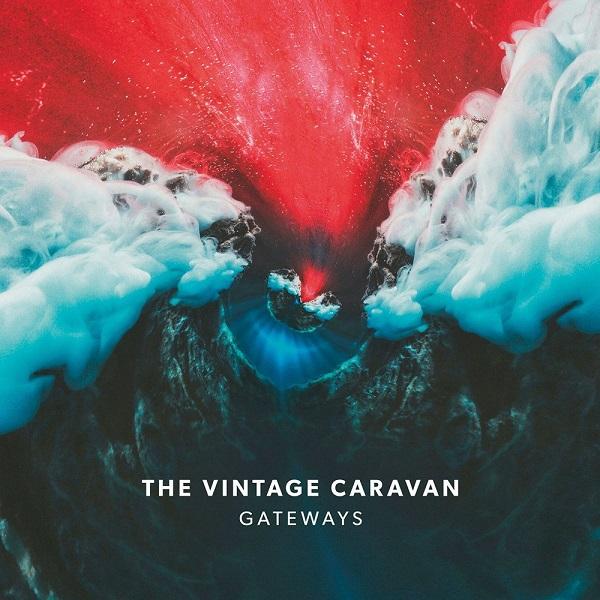 VINTAGE CARAVAN, gateways cover