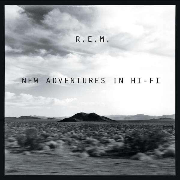 R.E.M., new adventures in hi-fi cover