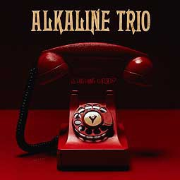 Cover ALKALINE TRIO, is this thing cursed?