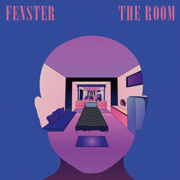 FENSTER, the room album cover