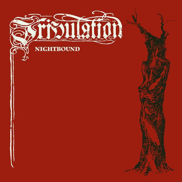 TRIBULATION, nightbound cover