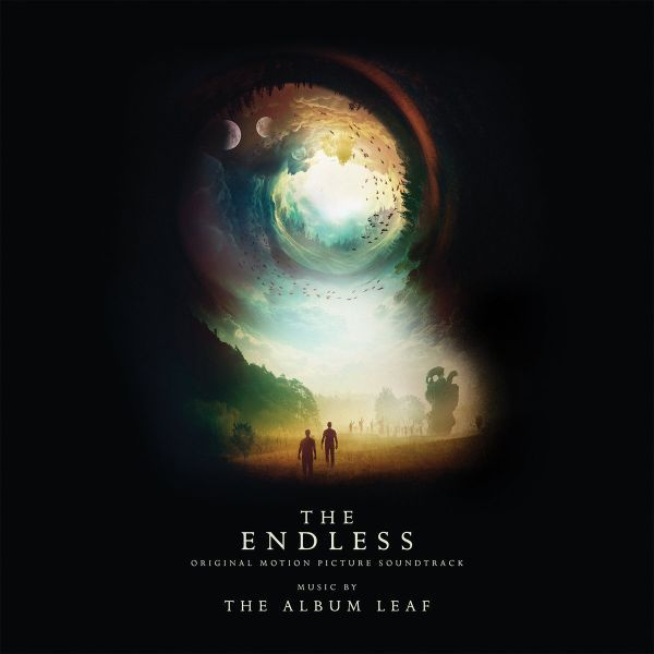 Cover ALBUM LEAF, o.s.t. - the endless