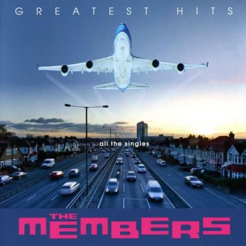 MEMBERS, greatest hits cover