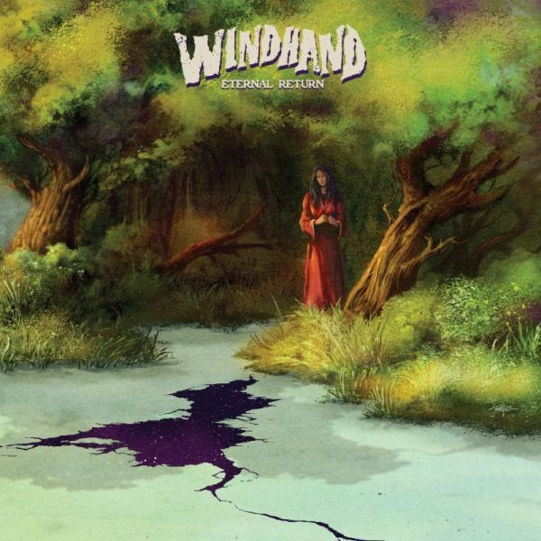 WINDHAND, eternal return cover
