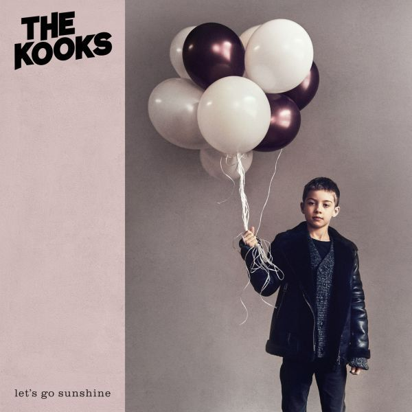 Cover KOOKS, let´s go sunshine