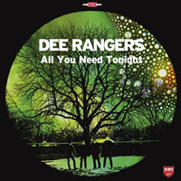 DEE RANGERS, all you need tonight cover