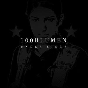 100BLUMEN, under siege cover
