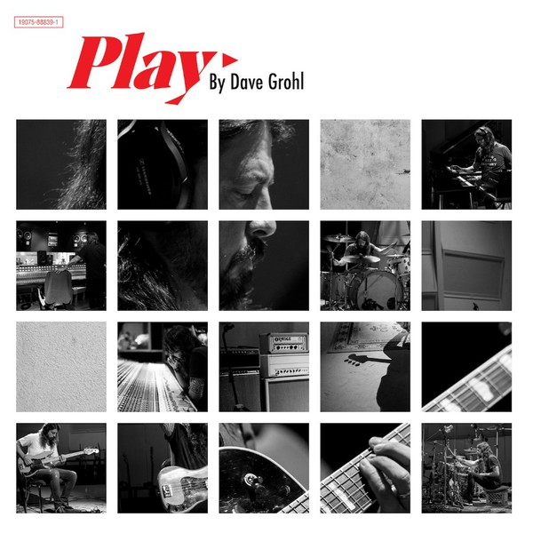 Cover DAVE GROHL, play