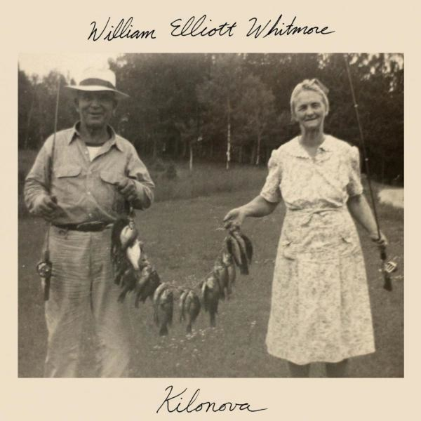 Cover WILLIAM E. WHITMORE, kilonova