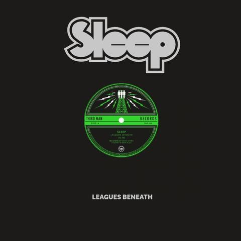 Cover SLEEP, leagues beneath