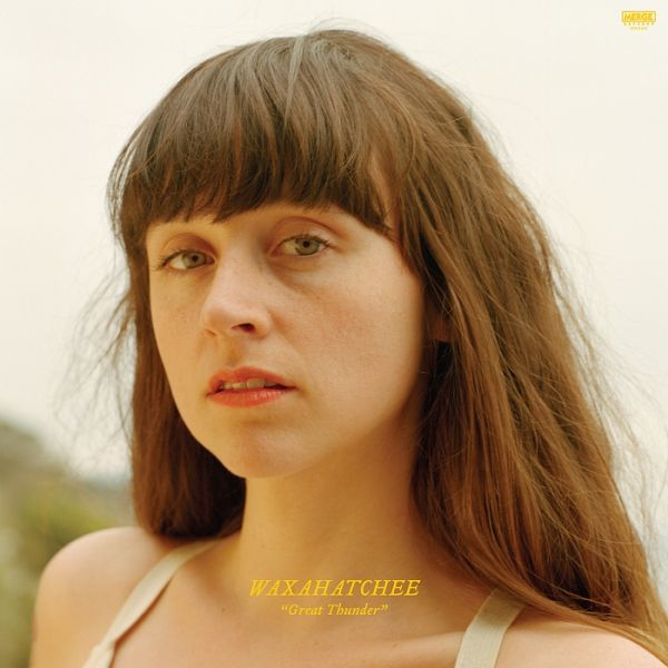 WAXAHATCHEE, great thunder ep cover