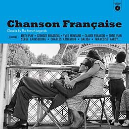 V/A, chanson francaise - vintage sounds cover