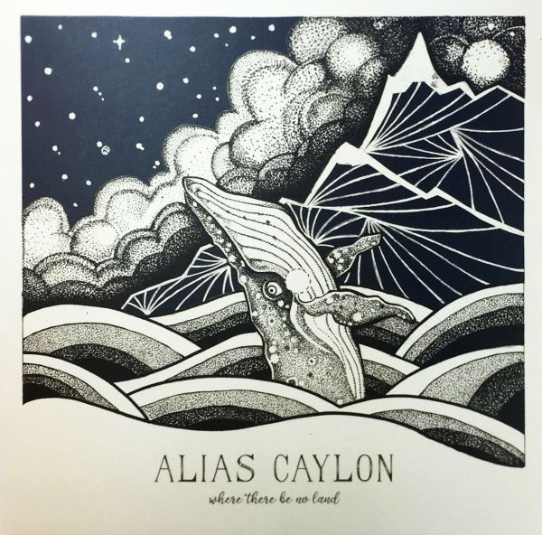 Cover ALIAS CAYLON, where there be no land