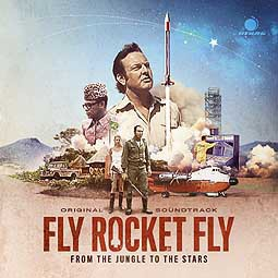 Cover O.S.T., fly rocket fly - from the jungle to the stars