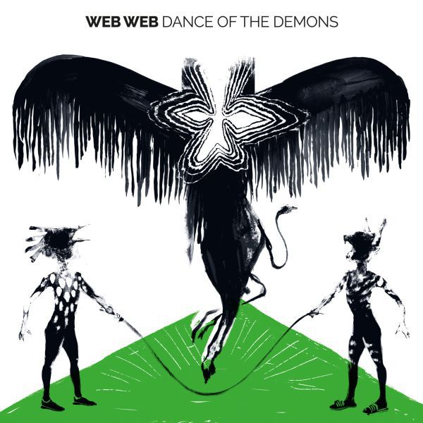 WEB WEB, dance of the demons cover