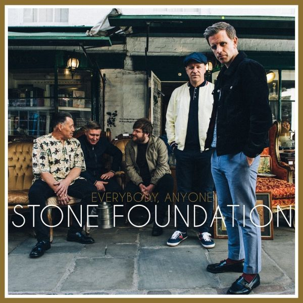 STONE FOUNDATION, everybody, anyone cover