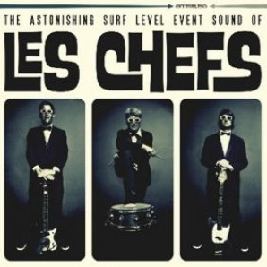 LES CHEFS, astonishing surf level event sound of cover