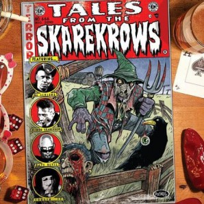 Cover SKAREKROWS, tales from the...