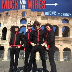MUCK & THE MIRES, muckus maximus cover