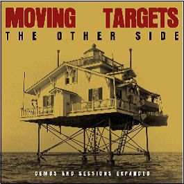 Cover MOVING TARGETS, the other side