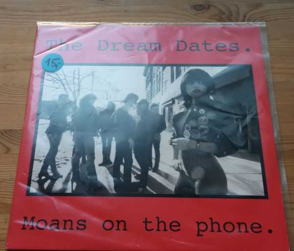 Cover DREAM DATES, moans on the phone (USED)