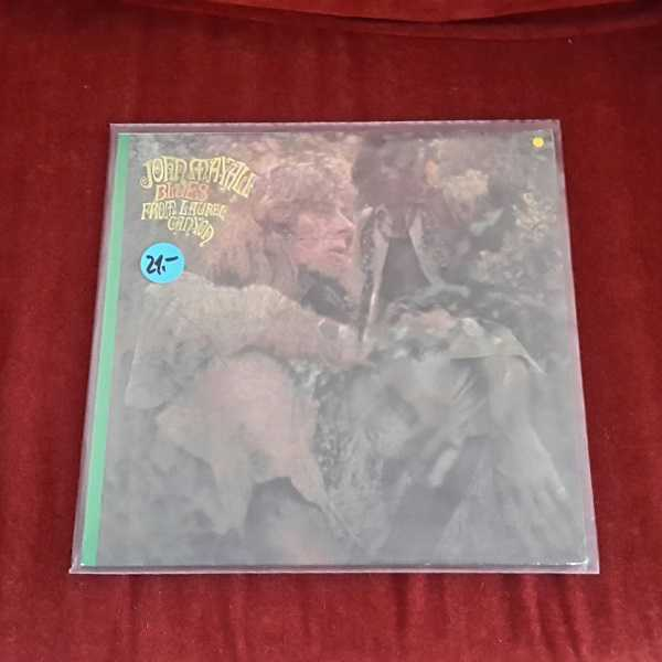 JOHN MAYALL, blues from laurel canyon (USED) cover