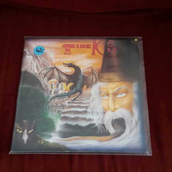 TIME KEY, s/t (USED) cover