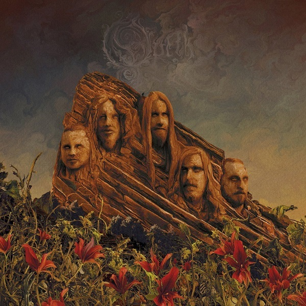 OPETH, garden of the titans (live) cover