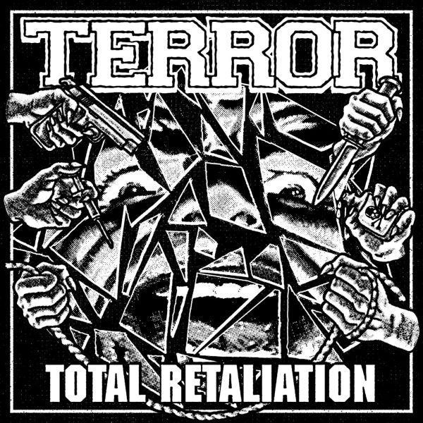 TERROR, total retaliation cover