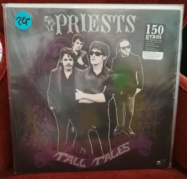 Cover PRIESTS, tall tales (USED)