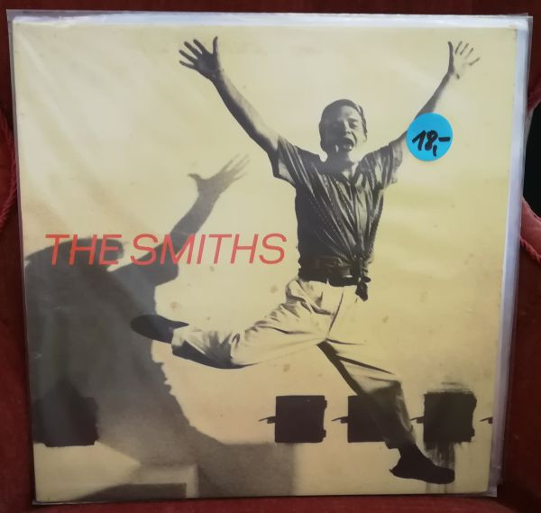 SMITHS, the boy with the thorn... (USED) cover