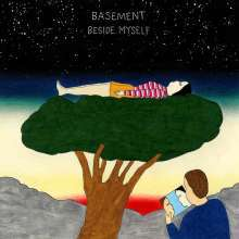 Cover BASEMENT, beside myself