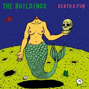 Cover BUILDINGS, death & fun