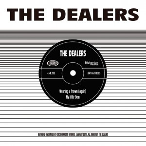 DEALERS, turning upside down cover