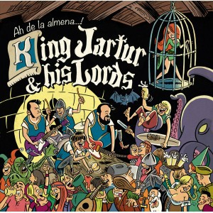 Cover KING JARTUR & HIS LORDS, ah de la almena
