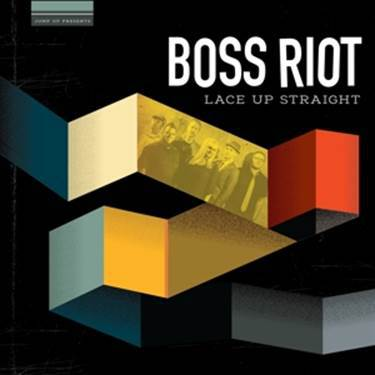 BOSS RIOT, lace up straight cover