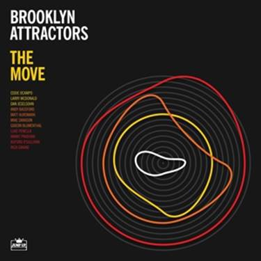 BROOKLYN ATTRACTORS, the move cover