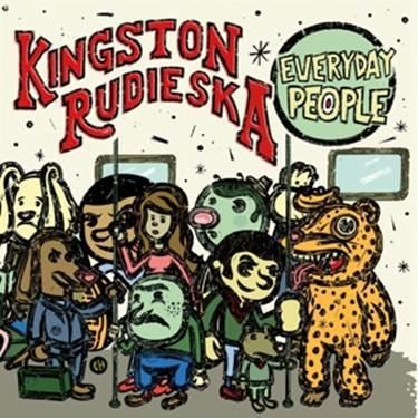 KINGSTON RUDIESKA, everyday people cover