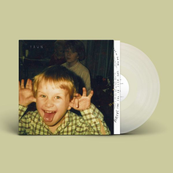 BILL RYDER-JONES, yawn cover
