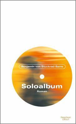 BENJAMIN VON STUCKRAD-BARRE, soloalbum (jubiläumsausgabe) cover