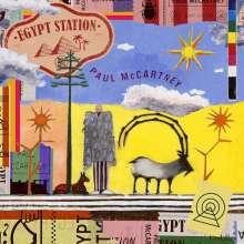 PAUL MCCARTNEY, egypt station cover