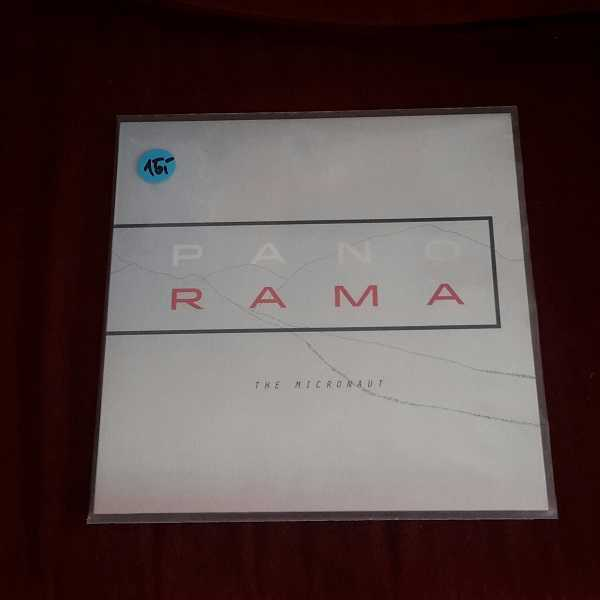 THE MICRONAUT, panorama (USED) cover