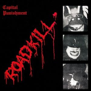 CAPITAL PUNISHMENT, roadkill cover