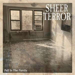 Cover SHEER TERROR, pall in the family