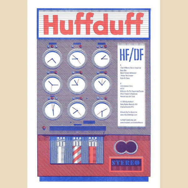 HUFFDUFF, hf/df cover